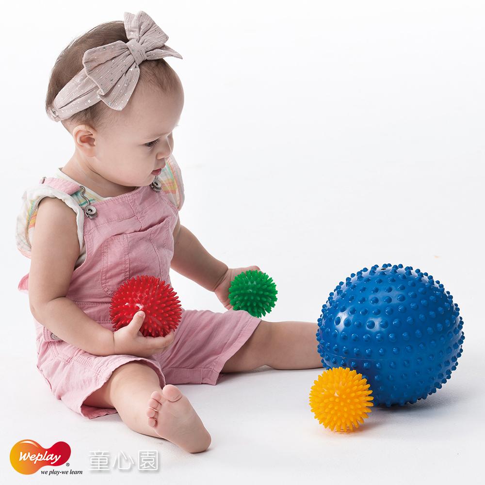 Weplay 觸覺球六件組 (0M+)