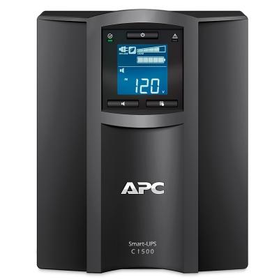 APC 智慧型1000VA在線互動式UPS(SMC1000TW)
