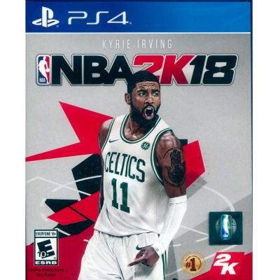 勁爆美國職籃 2K18 NBA 2K18 -PS4 中英文美版