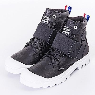 PALLADIUM-男女休閒鞋75558012-黑
