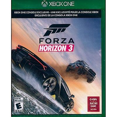 極限競速:地平線 3 Forza Horizon 3 - XBOX ONE 中英文美版