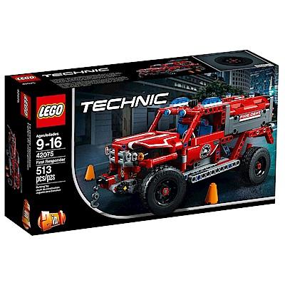 2018 樂高LEGO 科技系列 - LT42075 第一出動人員