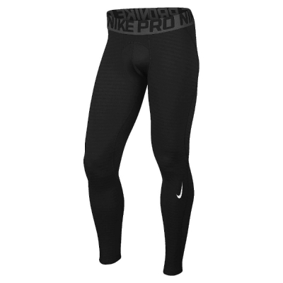 Nike 長褲 Pro Hyperwarm 運動 男 黑