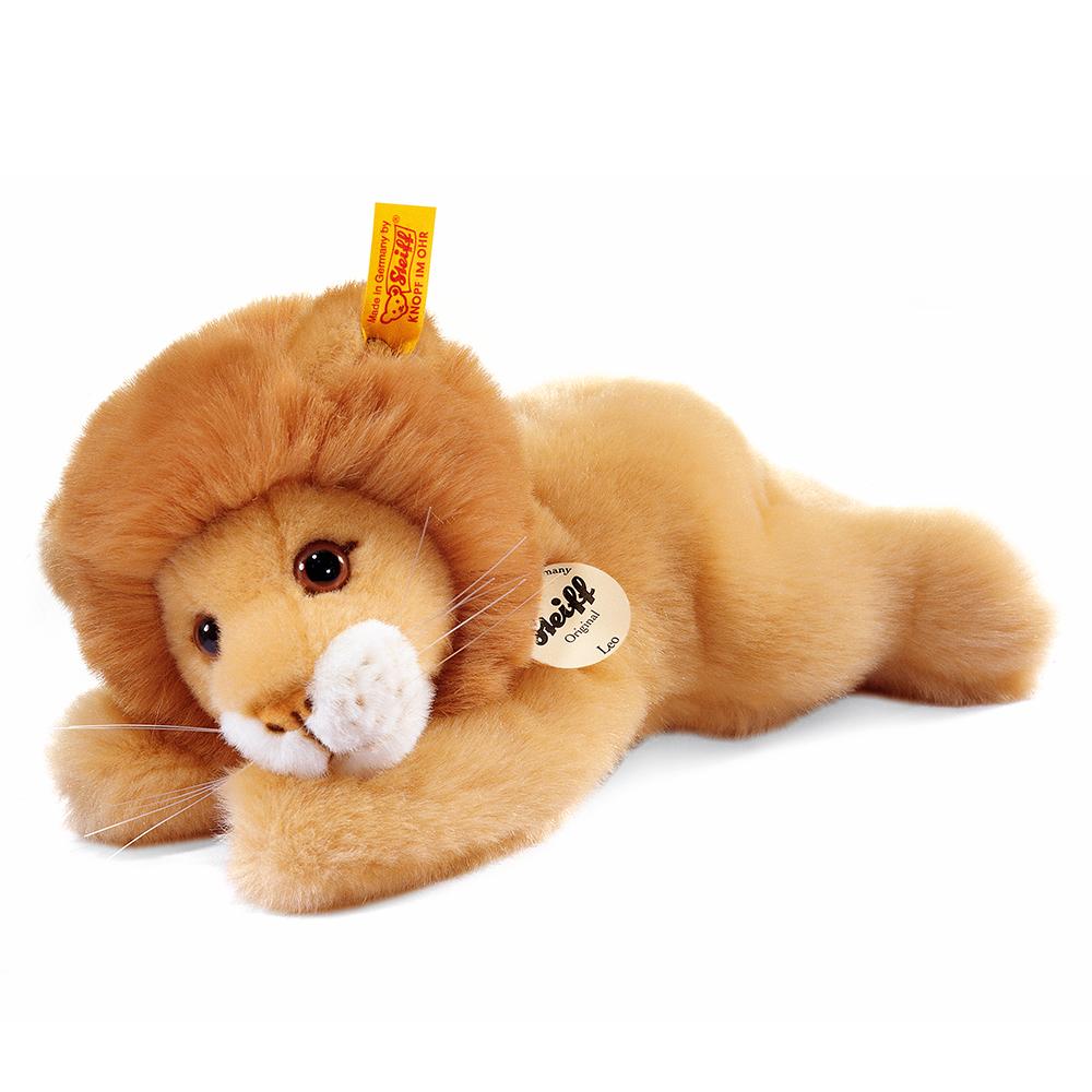 STEIFF德國金耳釦泰迪熊 - Lion Leo (22cm)