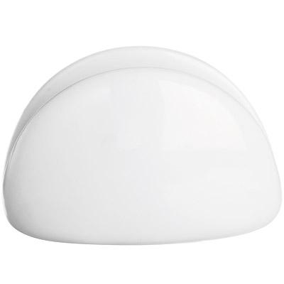 EXCELSA White白瓷半圓餐巾紙架