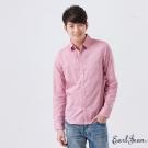 Earl Jean-多壓折長袖襯衫