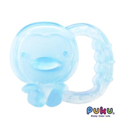 PUKU藍色企鵝 俏皮矽膠固齒器