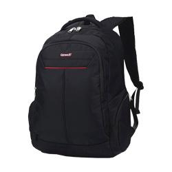 CARANY卡拉羊 15吋休閒雙肩包 電腦包 (黑) 58-0038