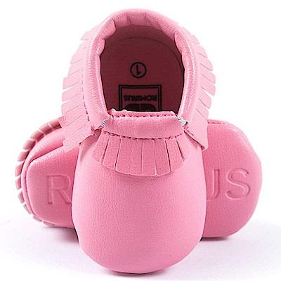 Baby unicorn 櫻花粉流蘇學步鞋