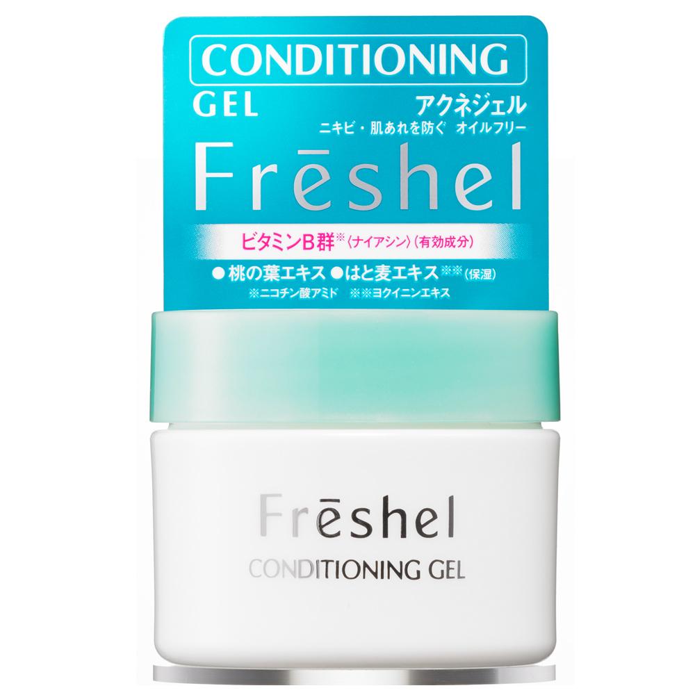 FRESHEL膚蕊 控油淨透水凝膠35g