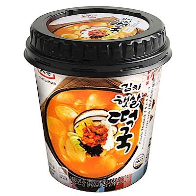 (活動)MATAMUN 韓式泡菜年糕湯(78g)