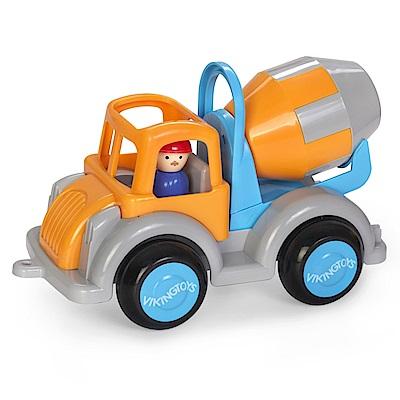 瑞典Viking Toys維京玩具-水泥車