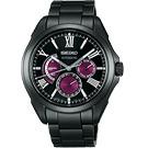 (無卡分期12期)SEIKO BRIGHTZ 重裝上陣機械腕錶-IP黑/40mm