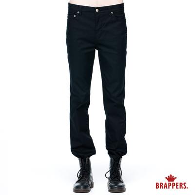 BRAPPERS 男款 HC Cargo系列-男用彈性直統褲-黑
