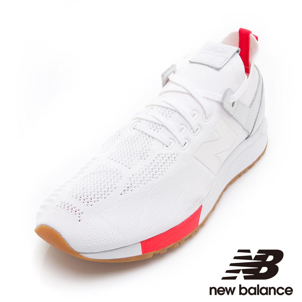 New Balance 247復古鞋 MRL247DE中性白色