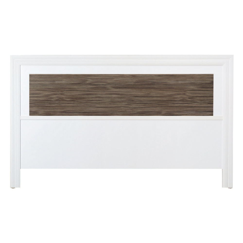 AS-波特5尺白色床頭片-154x2x93cm