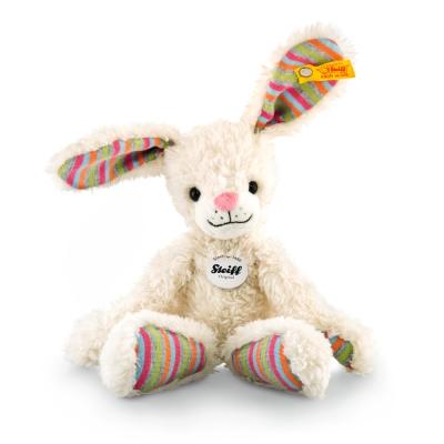 STEIFF德國金耳釦泰迪熊 - Happy Rabbit (動物王國)
