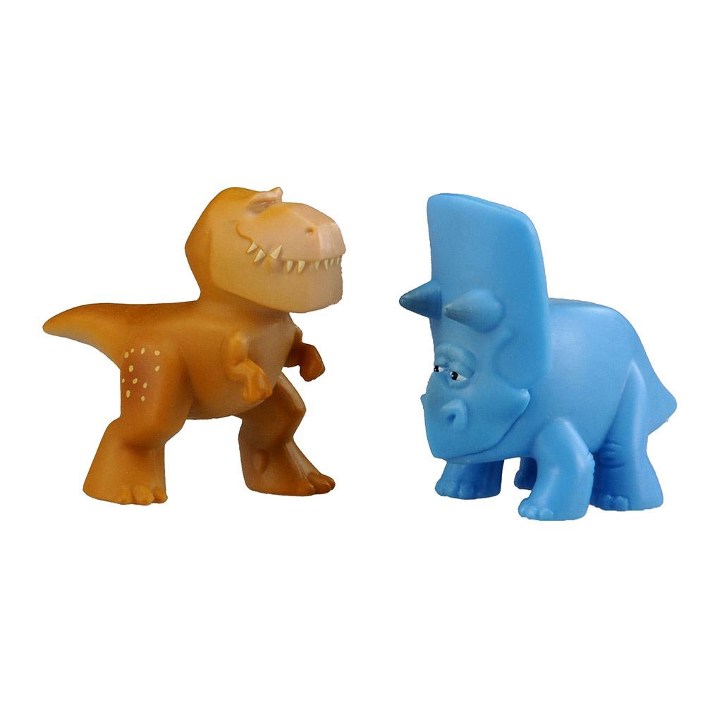 恐龍當家 - Q版 巴克&瑪莉艾莉絲