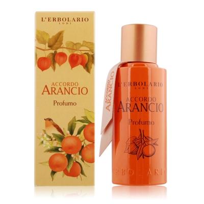 L-ERBOLARIO 蕾莉歐 橙香柑橘香氛香水(50ml)