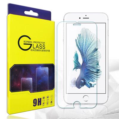 GLA iPhone 6s/6 Plus 5.5吋 疏水疏油9H鋼化玻璃膜(0....