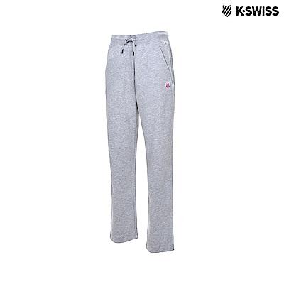 K-Swiss Sweatpants棉質長褲-男-灰