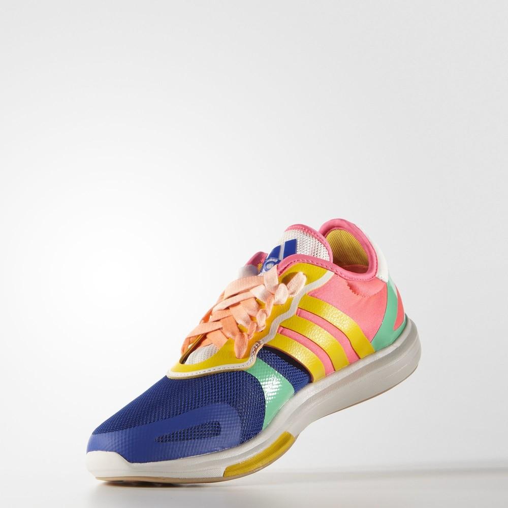 adidas STELLASPORT 女 慢跑運動鞋 AF5918