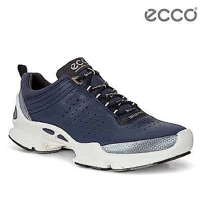 ECCO BIOM C 男 銷售冠軍自然律動健步鞋-藍 @ Y!購物