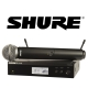 SHURE BLX24R/SM58 無線麥克風系統搭配 SM58 麥克風 product thumbnail 1