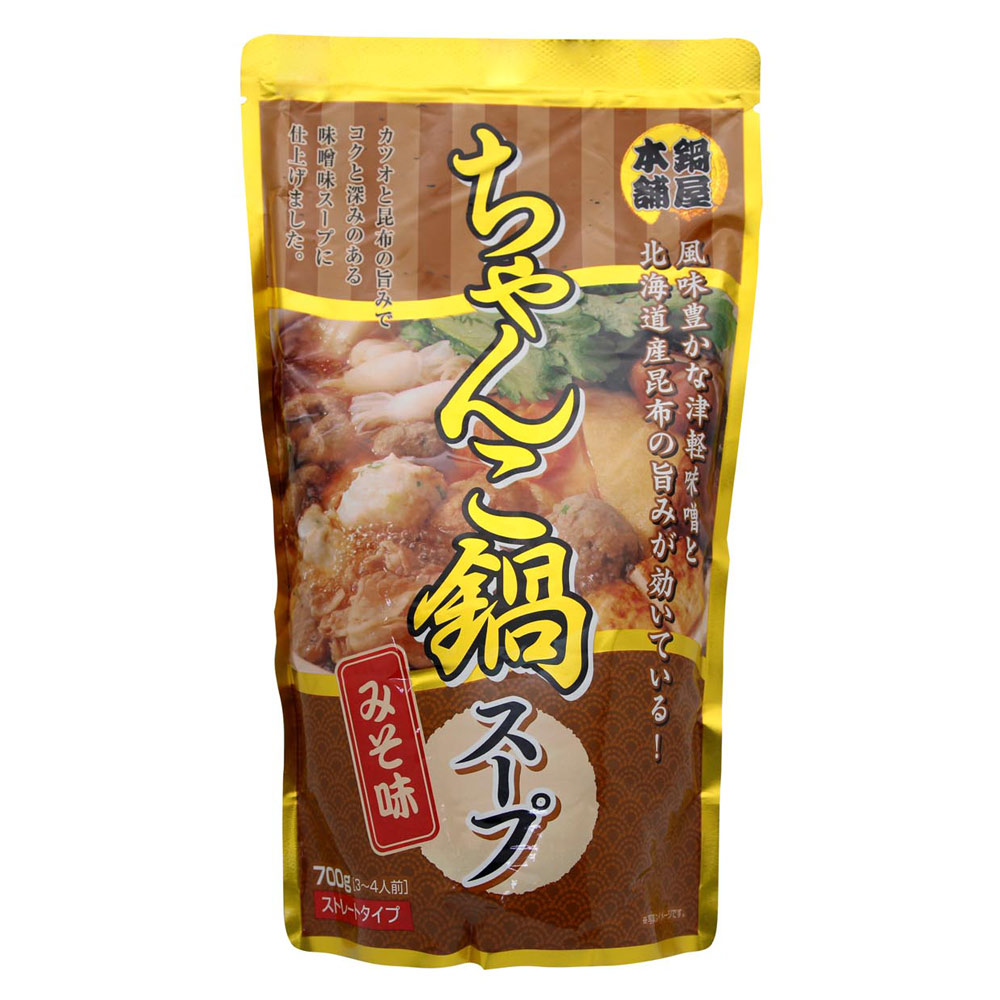 富士食品  味噌鍋湯底調味料(700g)