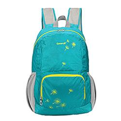 CARANY卡拉羊 雙肩包購物旅遊大容量輕便男女折疊包 58-0021