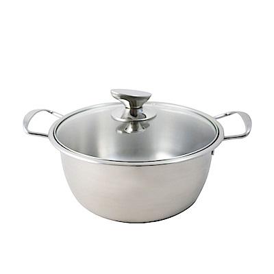 【鵝頭牌】福氣料理湯鍋26cm CI-2624