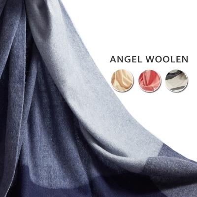 Angel-Woolen-極簡美學100-Cashmere羊絨披肩-圍巾-共四色