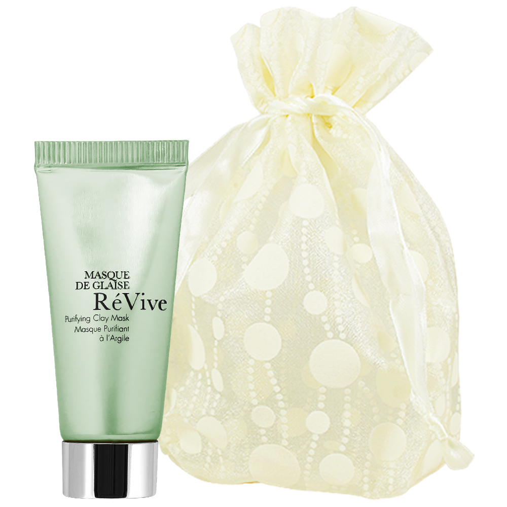 ReVive利維膚 白晶煥膚面膜II7g旅行袋組
