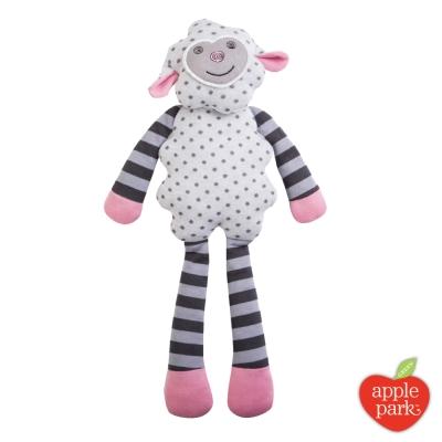 美國 Apple Park 農場好朋友系列 有機棉安撫玩偶 - 小羊夢夢