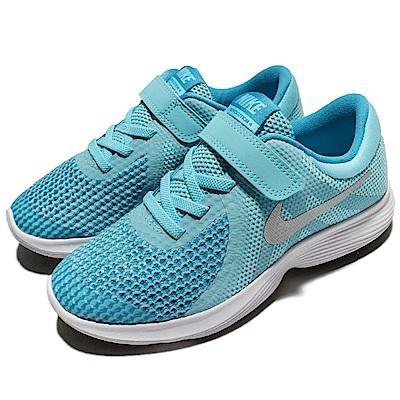Nike 慢跑鞋 Revolution 4 PSV 童鞋