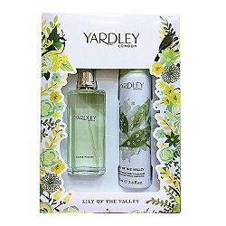Yardley Lily Of The Valley 山谷百合淡香水- 香氛禮盒組