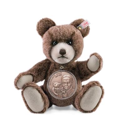 STEIFF德國金耳釦泰迪熊 - Medaled Teddy Bear (限量版)