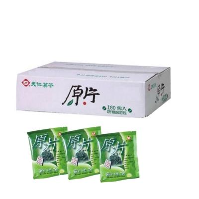 天仁茗茶 原片-鮮綠茶(<b>2</b>.8gx180入)