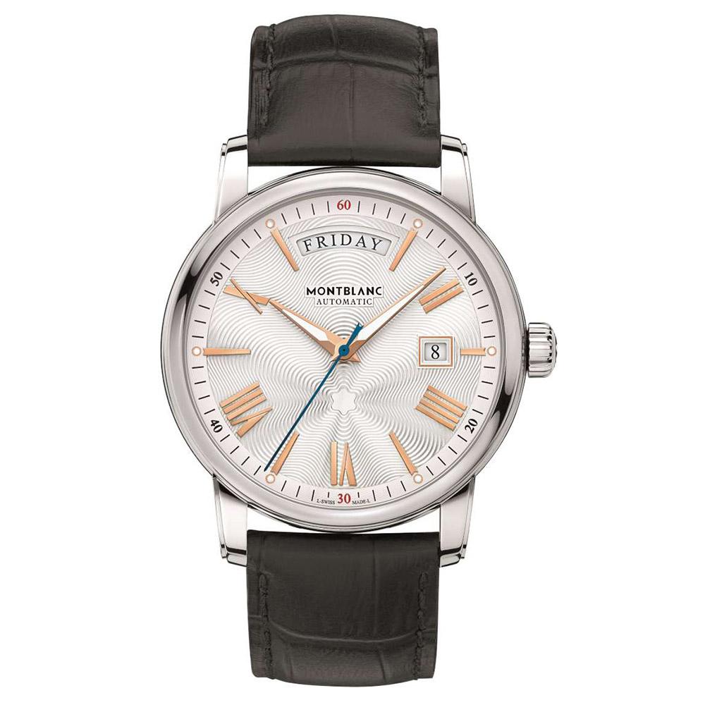 MONTBLANC 萬寶龍 4810系列 星期日期顯示腕錶 114853