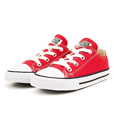 CONVERSE-All Star Infant小童鞋-紅