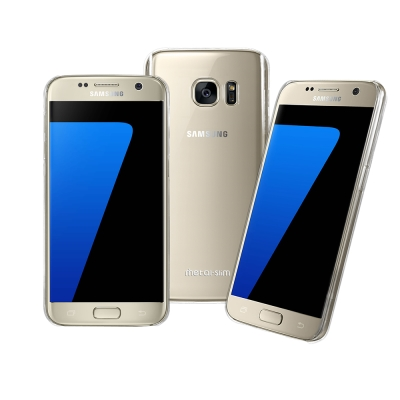 Metal-slim Samsung Galaxy S7 高抗刮PC透明新型保護...