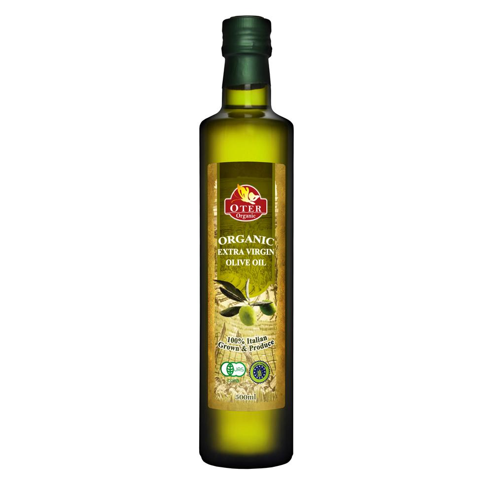歐特 有機特級冷壓橄欖油(500ml)
