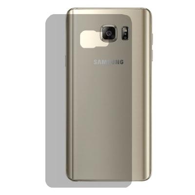 D&A 三星 Galaxy Note 5 日本原膜AG機背保護貼(霧面防...