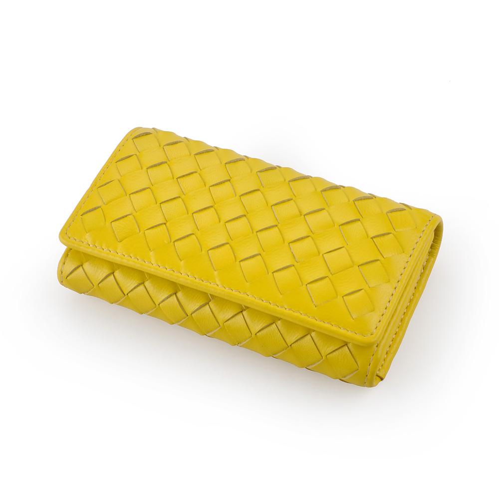 皮套王精品手工 Style-W6 橫式編織紋 客製化皮套