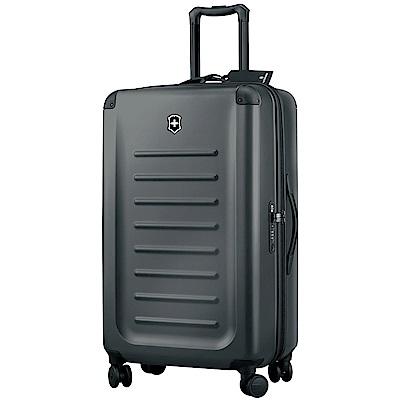 VICTORINOX 瑞士維氏Spectra 2.0輕量級霧面29吋硬殼行李箱-深灰