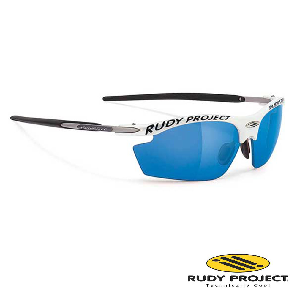 【Rudy Project】RYDON RACING 專業運動太陽眼鏡_白框