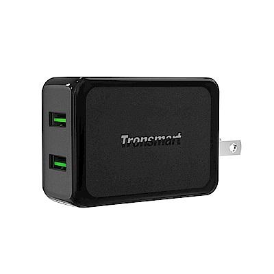 Tronsmart QC 3.0 雙孔快速充電器