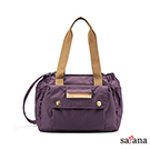 satana - MAMA 多功能托特包 - 紫水晶