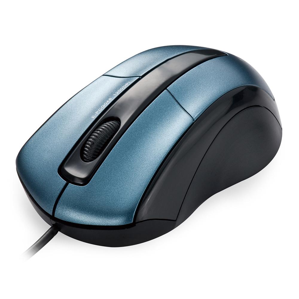 E-books M10 藍翼 1200dpi 光學滑鼠