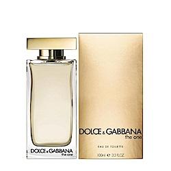 Dolce&Gabbana 唯我女性淡香水100ml